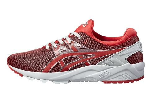 GEL KAYANO TRAINER EVO ROSSO - RED