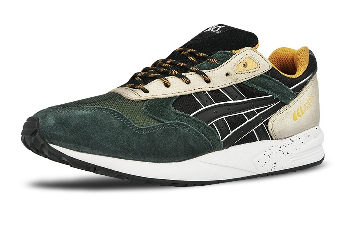 quality design f609a 77a73 ASICS GEL LYTE III TAI CHI YELLOW RIO OLIMPIC PACK EN