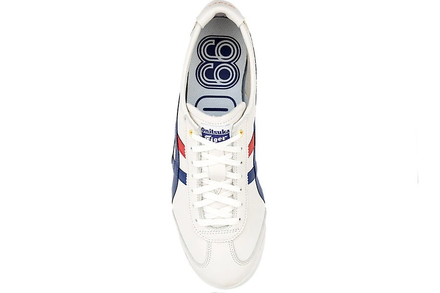 new style 7755d 9a54a MEXICO 66 D507L-0152 WHITE DARK BLUE LIM. EDITION - SHOES ...